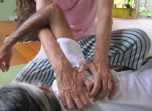 Private Thai Massage training in Chiang Mai