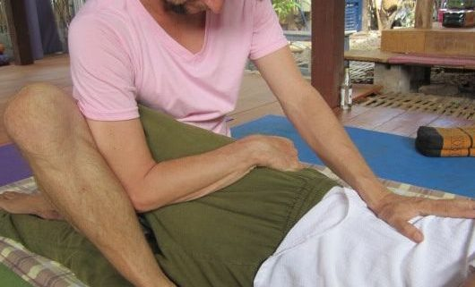 Thai Massage training in Chiang Mai