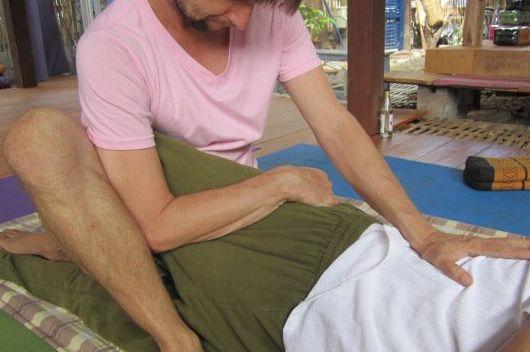 gävle porr thaimassage handen