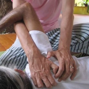 Training in Thai Yoga Massage in Chiang Mai
