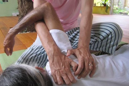 Training in Thai Yoga Massage in Chiang Mai