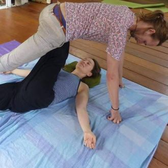 Thai Yoga Massage training in Chiang Mai
