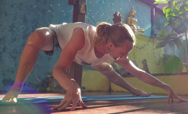 Yoga Studio Chiang Mai
