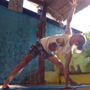 Yoga teacher in Chiang Mai